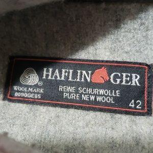 Haflinger Shoes - Haflinger Ballerina boiled Wool Slippers